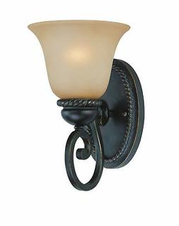 Craftmade 25201-MB 1 Light Wall Sconce