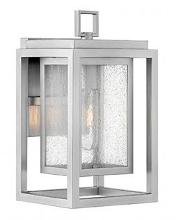 Hinkley 1000SI Republic Outdoor Wall Sconce, 1-Light, 100 Wa