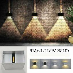 12W LED Wall Lights Up/Down Outdoor/Indoor Lamp Sconce Water