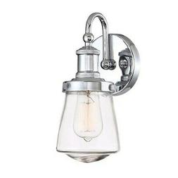 2 Packs Of Designers Fountain-69501-CH-Taylor - One Light Wa