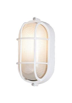 Designers Fountain 2071-WH Value Collection Security Lights,