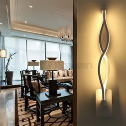 2X 16W Modern Minimalist LED Ceiling Light Indoor Wall Sconc