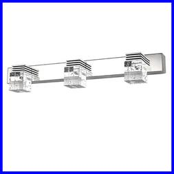 3 led vanity lights bathroom lighting fixture