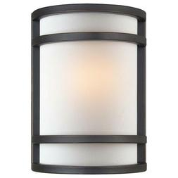 Minka Lavery 348-37B, 1 Light Wall Sconce, Dark Restoration