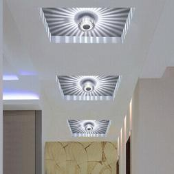 3W Modern LED Wall Ceiling Light Sconce Warm White Lighting