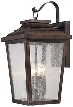 Minka Lavery Outdoor Wall Light 72173-189 Irvington Manor Al