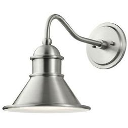 """Kichler 49775BA Northland 1-Light 12""""H Outdoor Wall Sconce -"""