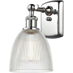 Innovations Lighting 516-1W-PC-G382-LED Castile Wall Sconce