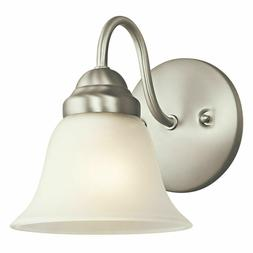 5294ni wall sconce 1lt brushed