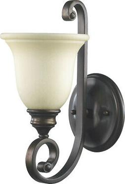 Quorum International 5454-1-86 Bryant Wall Sconce Oiled Bron