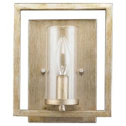 Golden Lighting 6068-1W Marco 1 Light Wall Sconces - 7 Inche