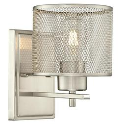 Westinghouse 6327800 Morrison One-Light Indoor Wall Fixture,