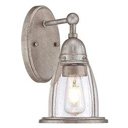 Westinghouse  6351000 North Shore One-Light Indoor Wall Fixt