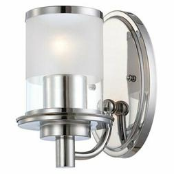 Designers Fountain 6691 Essence Wall Sconce in Chrome Finish