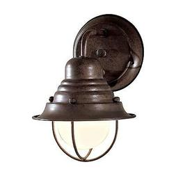 Minka Lavery 71166-91 Wyndmere Outdoor Wall Mount, Antique B