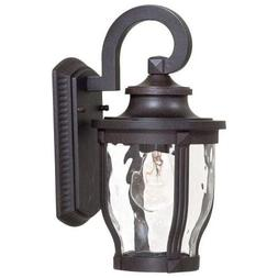 Minka Lavery 8761-166, Merrimack, 1 Light Wall Mount, Corona