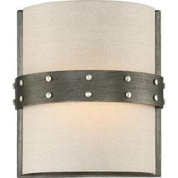 Designers Fountain 92401-WI Garrett Wall Sconce Weathered Ir