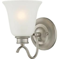 Designers Fountain 96901-MTP Montego Wall Sconce Matte Pewte