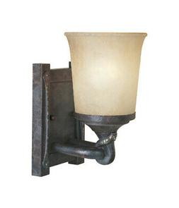 Designers Fountain 97301  Single Light Wall Sconce from the