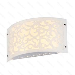 9W LED SMD Acrylic Hollowed-out Lamp Wall Sconces Light Read