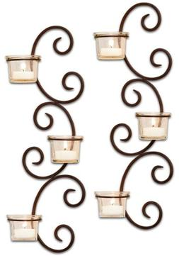 ELK Lighting Classic Wall Sconce Candle Holder - Set of 2