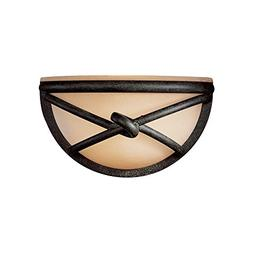 Minka Lavery 971-138, Aspen II, 1 Light Wall Sconce, Aspen B