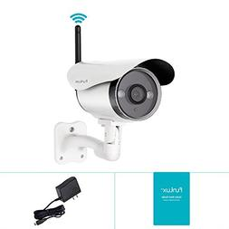 Zmodo ZM-W0007 720p HD Wireless Outdoor IP/Network, Plug/Pla