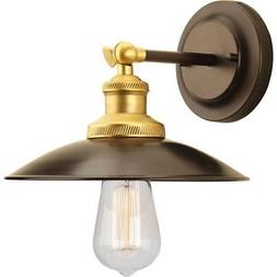 SALE Progress Lighting Archives Collection 1-Light Antique B