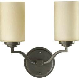 atwood 2 light wall mount oiled bronze