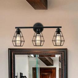 Bathroom Vanity Light Mirror Front Wall Sconce Industrial Fa