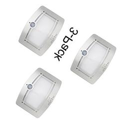 Leadleds Battery Operated Motion Sensor LED Wall Light with