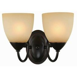 Hardware House Berkshire Series 2 Light Oil Rubbed Bronze 12