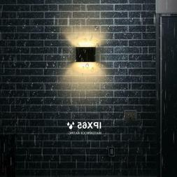 Bjour Modern LED Wall Lights up Down Wall Lamp Sconce Living