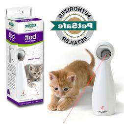 PetSafe Bolt Interactive Laser Cat Toy, Automatic Laser Poin