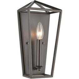 Bowery + Grove 50074-ORI Atwood Pl Wall Sconce Oil Rubbed Br