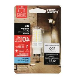 Feit Electric BPG40/850/LED Dimmable Wall Sconce LED Bulb, 4