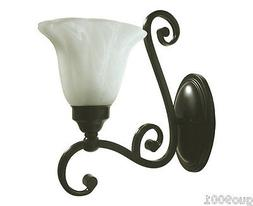 Brand new Indoor Interior bath Wall Sconce 1 Light Oil Rubbe