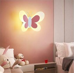 Butterfly Wall Sconce Night Lights Kids Bedroom Sconces Wall