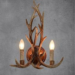 LightInTheBox Candle Style Wall Lights Resin Country Wall La