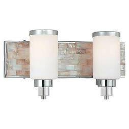 Minka Lavery 3242-77 Cashelmara 2 Light Modern Bathroom Wall