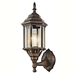 Chesapeake Outdoor Wall Lantern in Tannery Bronze