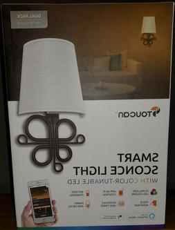 Toucan Cordless Smart Home Lighting Decorative Matte Silver