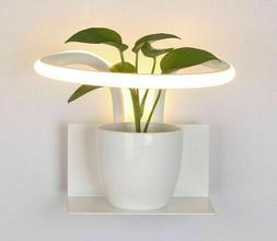 creative led lamps wall sconce pot lighting