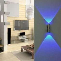 Double-headed LED Wall Lamp Home Sconce Bar Porch Wall Decor