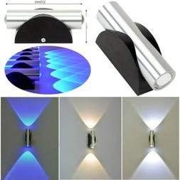 Double-Headed Mini LED Wall Lamp Home Sconce Bar Porch Wall