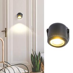 GORGAN Up Down Adjustable Outdoor Wall Light 120Lm/w Waterpr