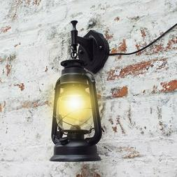 E27 Outdoor Retro Wall Light Lamp Vintage Sconce Exterior Po
