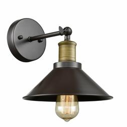 CLAXY Ecopower Industrial Edison Simplicity  1 Wall Lamp Age