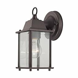 Cornerstone Lighting 9231EW/75 1 Light Outdoor Wall Sconce,