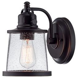 "Kira Home Emmett 10"" Industrial/Rustic Outdoor Wall Light/Wa"